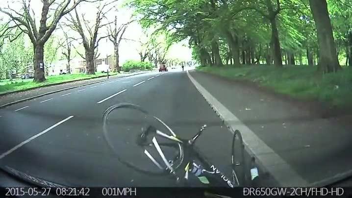 Enlace a Regla número uno: mantén la vista en la carretera