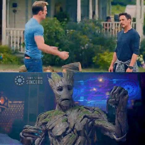 Enlace a ¿Es que nadie piensa en el pobre Groot?