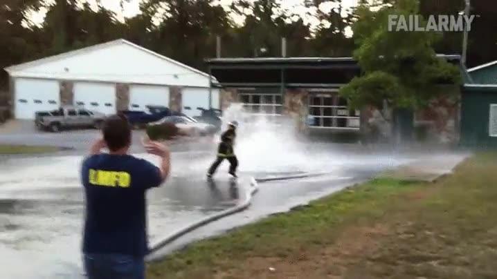 Enlace a Los bomberos no son tan hábiles como los recordaba