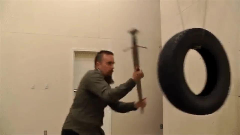 Enlace a La forma menos efectiva de utilizar una espada