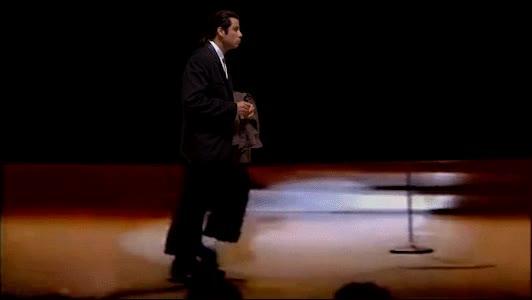 Enlace a Travolta + Michael Jackson = Win asegurado
