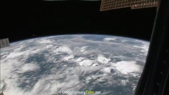 Enlace a La Tierra vista desde la Estación Espacial Internacional