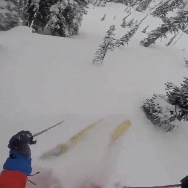 Enlace a Dan ganas de ponerse los esquís y lanzarse a la aventura