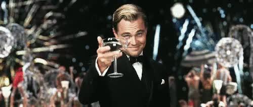 Enlace a DiCaprio en estos momentos