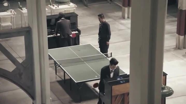 Enlace a Cuando te conviertes en un maestro del ping pong hay que buscar nuevos retos