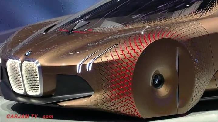 Enlace a El increíble diseño del nuevo coche de BMW