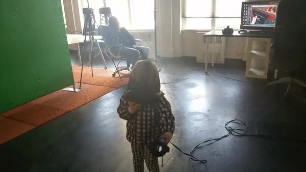 Enlace a Los niños no están preparados para la Realidad Virtual