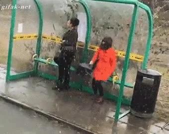 Enlace a Lo peor que te puede pasar en un día de lluvia intensa