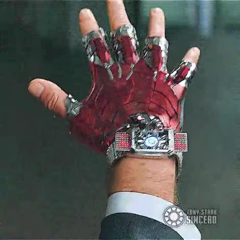 Enlace a Echando un vistazo de cerca al nuevo gadget de Tony Stark
