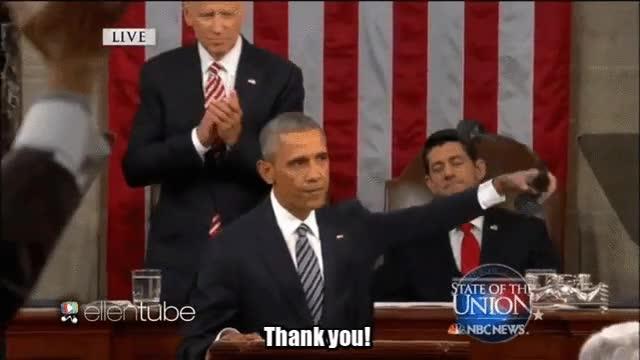 Enlace a Éste podría ser el último discurso de Obama como presidente