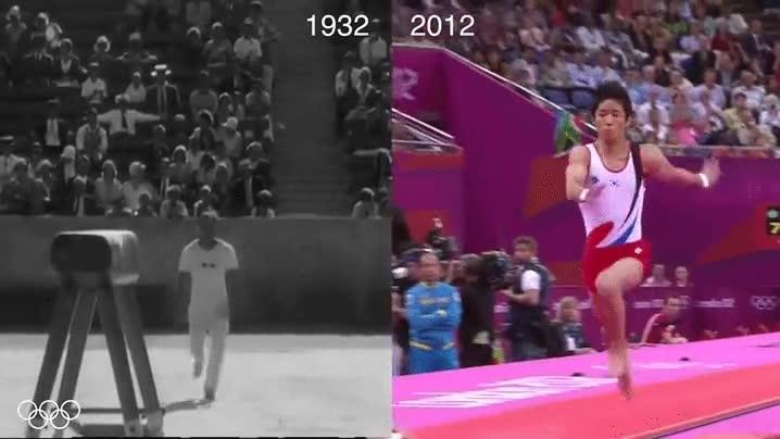 Enlace a Las Olimpiadas han evolucionado mucho en los últimos 80 años