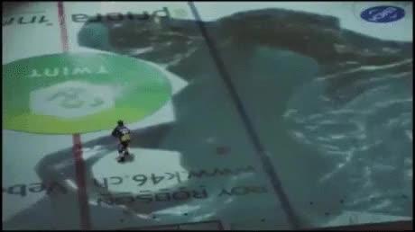 Enlace a Es triste pero de este modo seguro que se llenarían las pistas de hockey de público