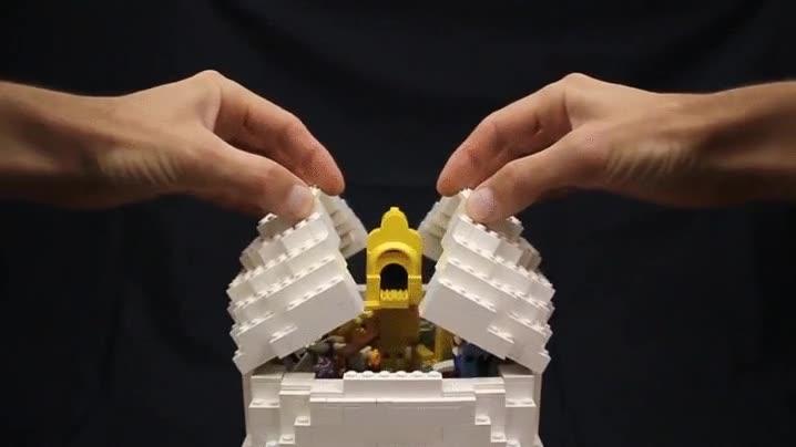Enlace a Lo que hay en la mente de los diseñadores de LEGO