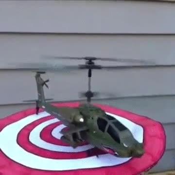 Enlace a El mejor sitio para aterrizar tu helicóptero radiocontrol