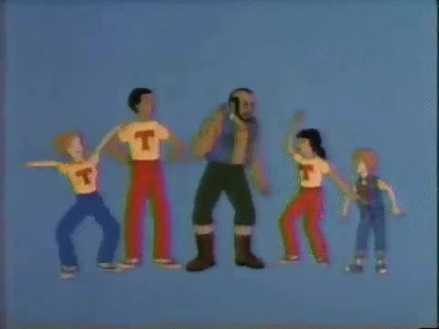 Enlace a Nada como los anuncios de cereales en la década de los 80