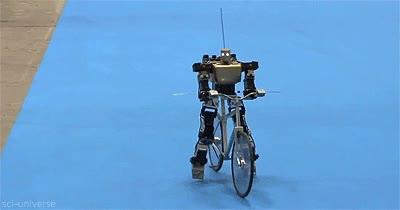 Enlace a Un robot con más estilo que la mayoría de nosotros