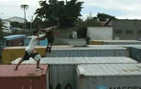 Enlace a Cómo hacer un salto mortal con un poquito de ayuda
