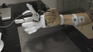 Enlace a La tecnología de las manos robóticas cada vez está más avanzada