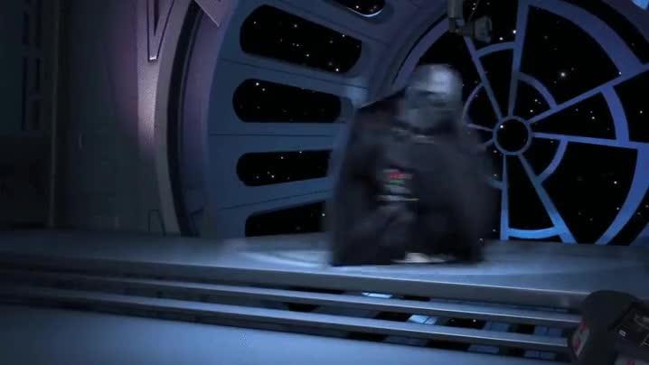 Enlace a Cuando por fin te quedas solo después de hacer el mal por toda la galaxia