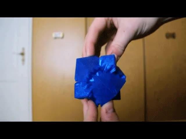 Enlace a Cubo 3D creado con una impresora, Quieres uno y lo sabes