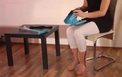 Enlace a El mejor truco para ponerte los calcetines sin esfuerzo por la mañana