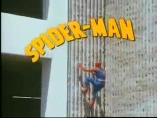 Enlace a La espectacular intro de la serie de Spiderman en 1977