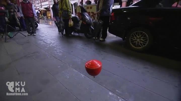 Enlace a Uno de los mejores trucos callejeros que has visto últimamente