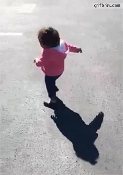 Enlace a Cuando de pequeño le tenias miedo a tu sombra