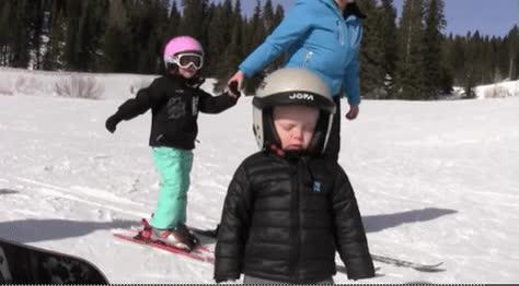 Enlace a Cuando tus padres te hacen levantarte a las 6 de la mañana para ir a esquiar