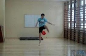 Enlace a Cuando intentas hacer lo mismo que tus ídolos con el balón