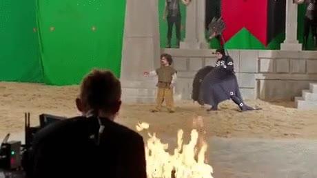 Enlace a Visto así, Juego de Tronos no es tan espectacular