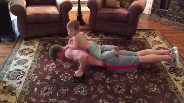 Enlace a Tener un hijo no es excusa para no estar en forma