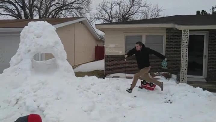Enlace a Muñeco de Nieve 1 - 0 Humano