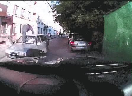 Enlace a La típica mañana soleada en Rusia