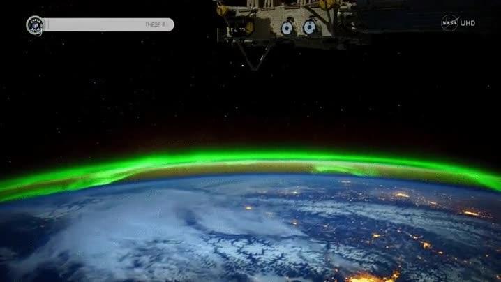 Enlace a La NASA ha publicado un nuevo vídeo de la Aurora Boreal