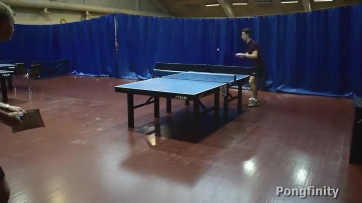 Enlace a Jugando a Ping pong de forma poco convencional