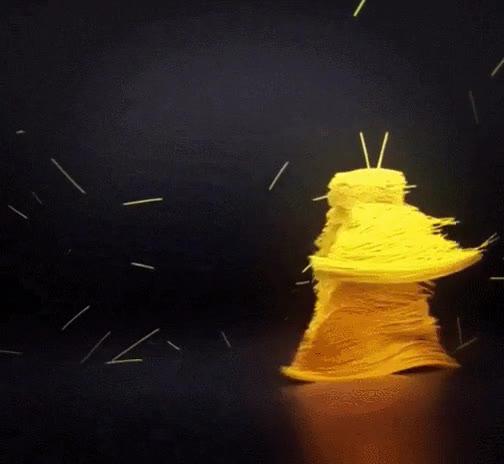 Enlace a Cuando crees que lo has visto todo llegan los Spaghetti que bailan