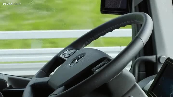 Enlace a Futuro Camión de Mercedes en el 2025 (Modo automático)