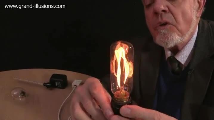 Enlace a Posiblemente una de las bombillas más molonas que existen