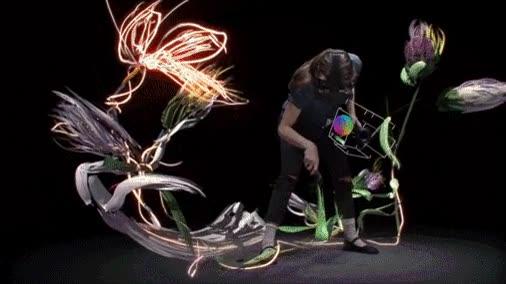 Enlace a Pintando en tres dimensiones gracias a la Realidad Virtual