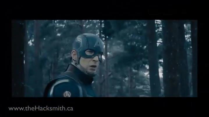 Enlace a Creando el escudo del Capitán América en la vida real