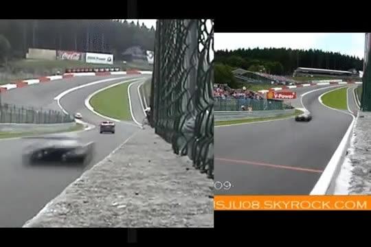 Enlace a La velocidad de GT vs. F1