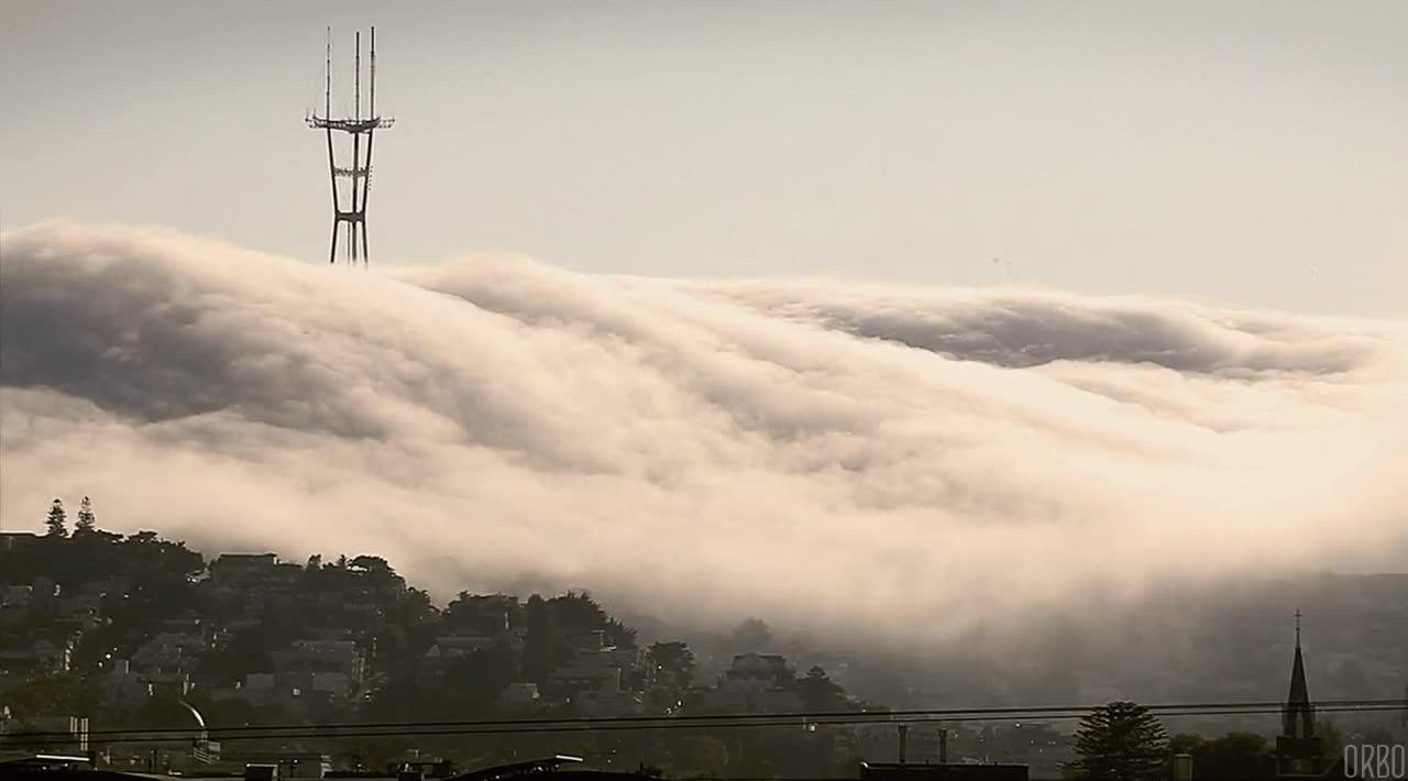 Enlace a La niebla de San Francisco es un fenómeno digno de ver al menos una vez en la vida