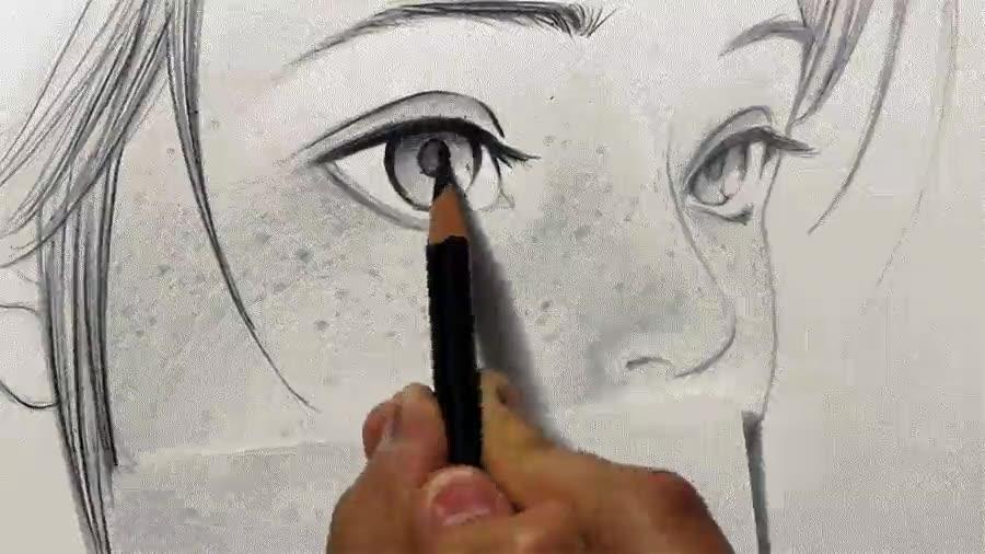 Enlace a Cuando juntas un increíble talento para dibujar con la magia del timelapse