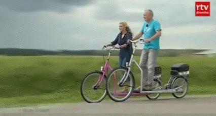 Enlace a Los que dicen que no saben ir en bici ya no tienen excusa