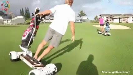 Enlace a De repente me han dado unas ganas tremendas de aprender a jugar a golf