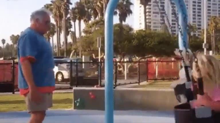 Enlace a Un día como otro cualquiera en el parque