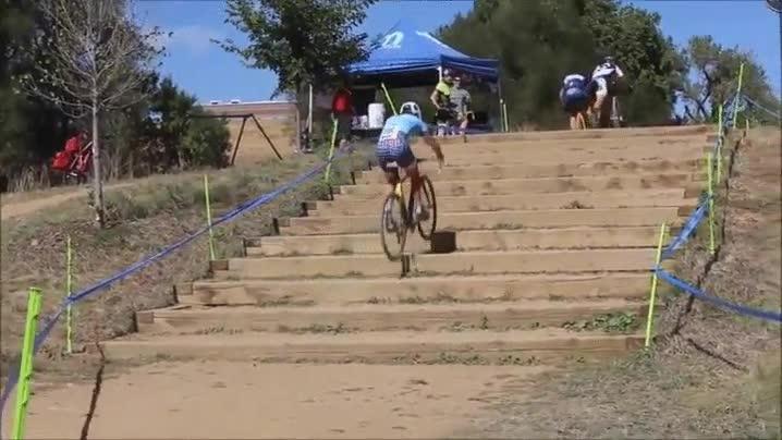 Enlace a Bajar de la bici para subir escalones es de perdedores