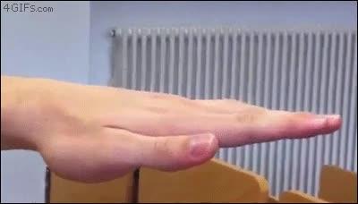 Enlace a ¿Quieres ver un truco con la mano que no te dejará dormir?