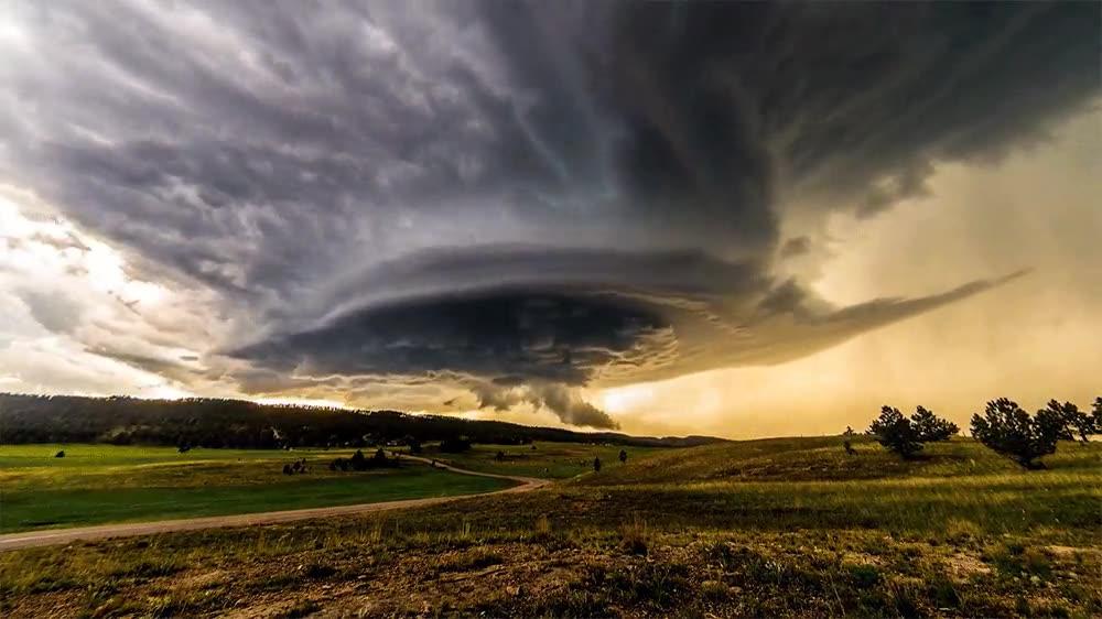 Enlace a Con todos ustedes: la formación de un Mesociclón